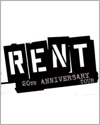 Discount Tickets to RENT @ Hammons Hall
