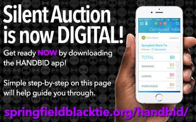 Silent Auction is now DIGITAL!