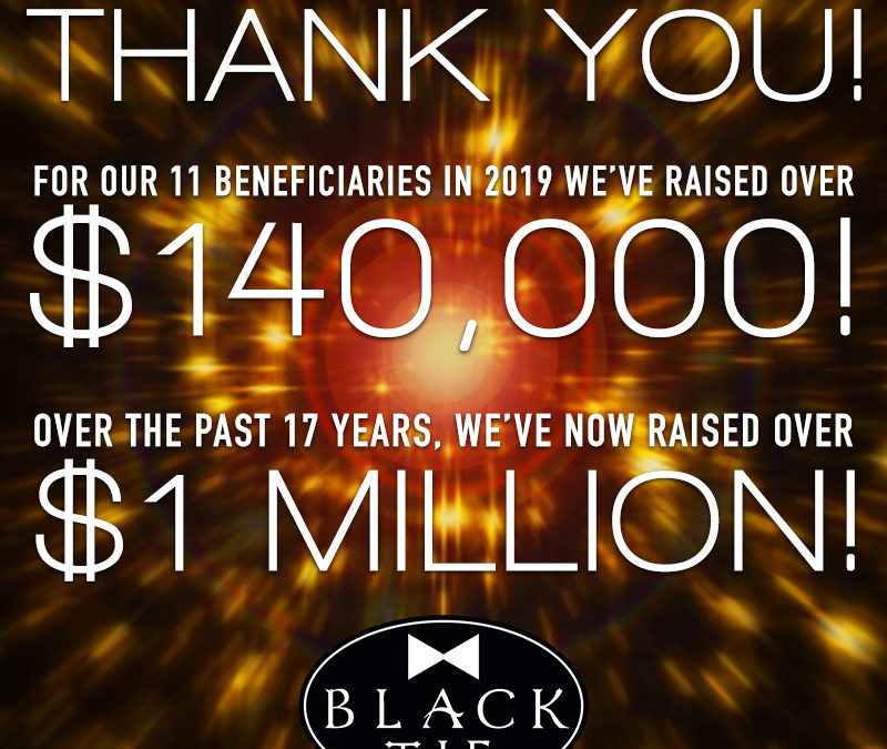 Over $1 Million!